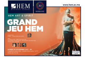 Une nouvelle édition HEM Art & Spirit en cette année de 30ème anniversaire !