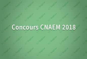 Concours National d'Accès aux Ecoles de Management CNAEM 2018