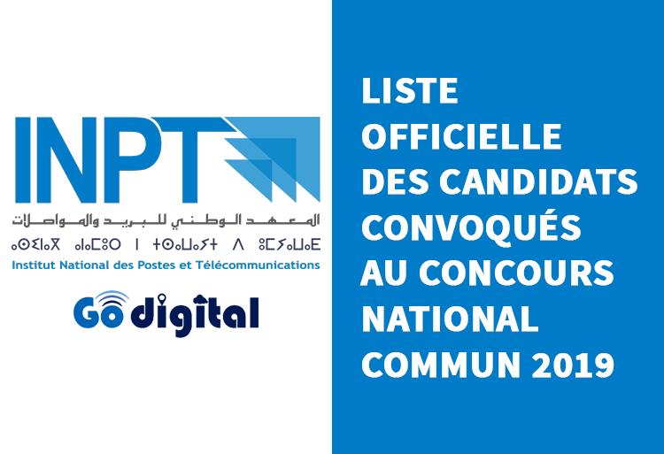 Calendrier Concours Cpge 2019.Liste Officielle Des Candidats Convoques Aux Epreuves